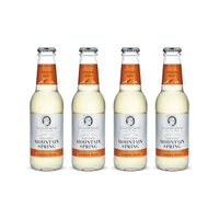 Swiss Mountain Spring Ginger Beer 20cl Pack de 4
