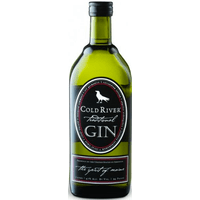 Cold River Traditional Dry Gin 75cl