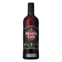 Havana Club Añejo 7 Años Rum 70cl