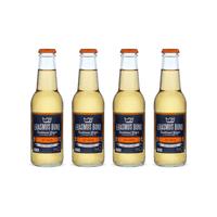 Erasmus Bond Dry Ginger 20cl Pack de 4