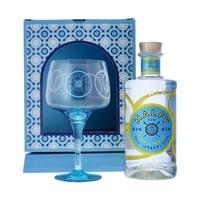 Malfy Gin con Limone 70cl Set mit Glas
