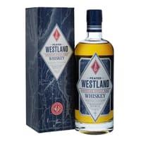 Westland Peated Single Malt Whisky 70cl