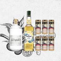 Cocktail El Burro de los Muertes
