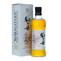 Mars Shinshu Kohiganzukura Komagatake Single Malt 70cl