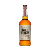 Wild Turkey Bourbon 81 Proof Whiskey 70cl