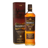 Bushmills 16 Years Single Malt Whisky Limited Edition 70cl