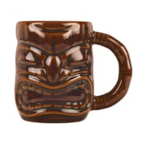 Libbey Tiki Mug Brown 47cl