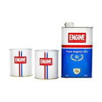 Engine Pure Organic Gin 50cl Set mit Bechern
