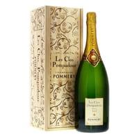 Champagne Pommery Clos Pompadour 2003 150cl avec boîte en bois