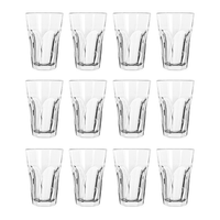Libbey Gibraltar Twist Beverage Glas 35.5cl, 12er-Set