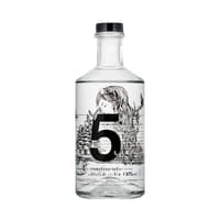 5 Continents Hamburg Dry Gin 70cl