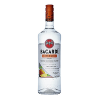 Bacardi Mango Fusion 100cl (Spirituose auf Rum-Basis)