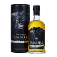 Duncan Taylor Black Bull 21 Years Old Blended Scotch Whisky 70cl
