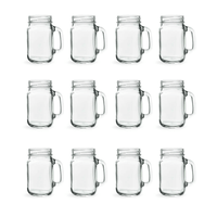 Libbey Drinking Jar 47.3cl, 12er-Set
