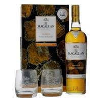 The Macallan Amber 1824 avec 2 Verres 70cl