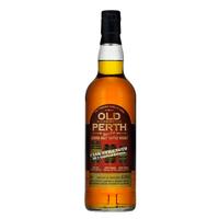 Old Perth Sherry Cask Strength Blended Malt Scotch Whisky 70cl