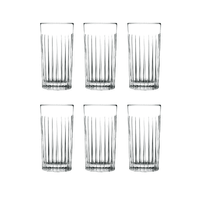 RCR Style Timeless Highball Tumbler, 6er-Pack