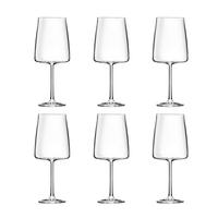RCR Essential Verre à Vin 65cl, Pack de 6