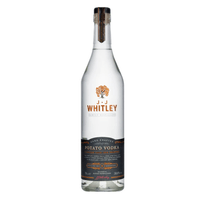 JJ Whitley Potato Vodka 70cl