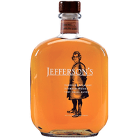 Jefferson's Very Small Batch Bourbon Whiskey 70cl