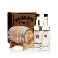Copper Fox Wasmund's Rye Barrel Kit mit echtem Weisseichenholzfässchen