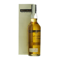 Pittyvaich 25 Years Single Malt Scotch Whisky Special Release 2015