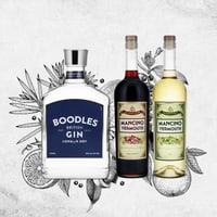 Cocktail Bronx