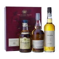 The Classic Malts Collection Gentle 3x 20cl