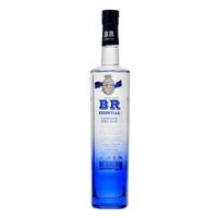 BR Blue Ribbon Dry Gin 70cl
