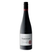 Simonsig Wine Estate Cabernet / Shiraz WO 2018 75cl