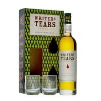 Writer's Tears Irish Whiskey 70cl Set mit 2 Gläser