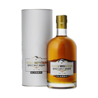 Swiss Mountain Single Malt Whisky Classic 70cl
