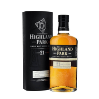 Highland Park 21 Years Single Malt Whisky 70cl