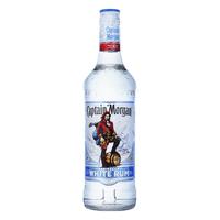 Captain Morgan White Rum 70cl