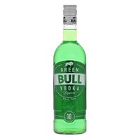 BULL Green Vodka Liquer 70cl