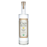 Crop Artisanal Organic Vodka 75cl