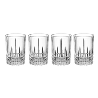 Spiegelau Perfect Serve Collection Small Longdrink Glass, 4er-Set