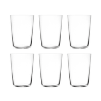 RCR Luxion Professional Sidro Highball Tumbler, Pack de 6