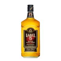 Label 5 Blended Whisky 70cl
