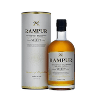 Rampur Select Single Malt Whisky 70cl