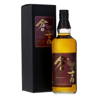 The Kurayoshi Japanese Pure Malt Whisky 12 Year Old 70cl