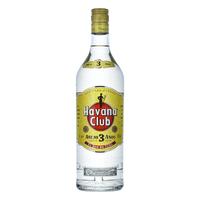 Havana Club 3 Años Rum 100cl