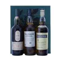The Classic Malts Collection Strong 3x 20cl