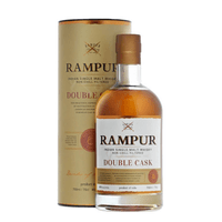 Rampur Double Cask Single Malt Whisky 70cl