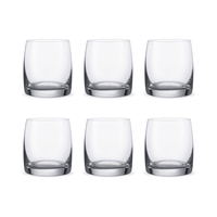 Bohemia Crystal Glass Ideal O.F. Whiskyglas 29cl, 6er-Set