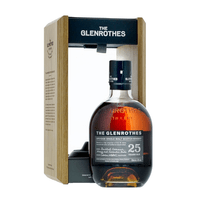 Glenrothes 25 Years The Soleo Collection Single Malt Whisky 70cl