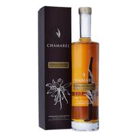 Chamarel Vanille-Likör auf Rumbasis 50cl