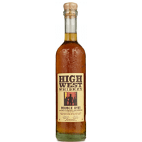 High West Double Rye Whiskey 70cl