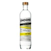 UNDONE No.2 Juniper Type alkoholfrei (not Gin) 70cl