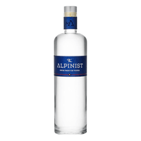 The Alpinist Swiss Premium Vodka 70cl